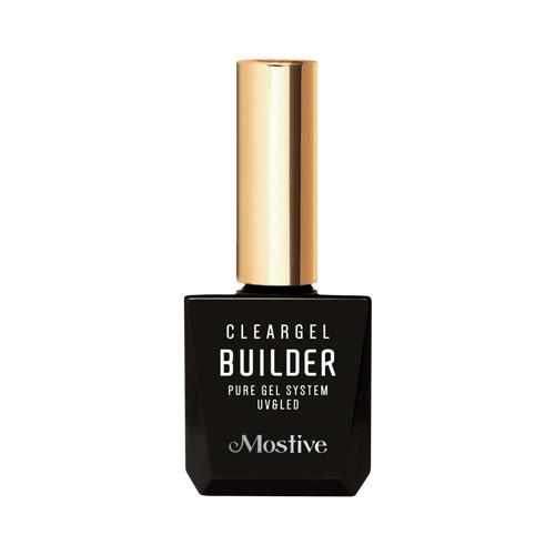 Builder Clear Gel Polish Vivid Beauty Club